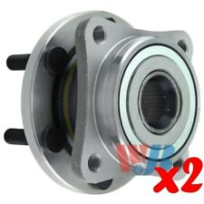 Pack of 2 Front or Rear Wheel Hub Bearing Assembly replace 513109 BR930045