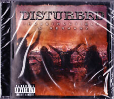 DISTURBED Indestructible in Germany METAL ROCK Live Concert  Performance New DVD