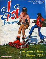 Ski Français n°225 - 1976 - Le Ski Artistique - Championnat de France