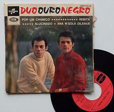 """Vinyle 45T Duo Ouro Negro  """"Por um chamiço"""""""