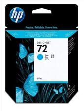 Cartuchos de tinta con tinta sólida HP cian para impresora