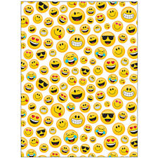Emoji Character Icons Photo Backdrop Banner Wall Decoration Birthday Party Event