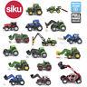 SIKU Miniature Scale 1:87 Diecast Model Farming Farm Tractors Toys 3 Years+