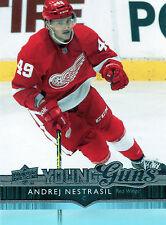 Andrej Nestrasil 2014/15 Upper Deck Young Guns RC #222