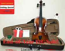 **LIMITED**1/4 VIOLIN OUTFIT+Mystery Gift*Great Gift Package* IN BLACK CASE