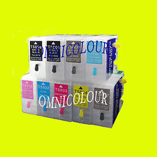 9 non-OEM empty compatible refillable ink cartridge for Epson Stylus 3880/3800