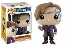 Funko Pop Culture Dr. Who 11th Eleventh Doctor Mr. Clever Vinyl Figure