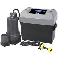 Wayne WSM3300 - Sump Minder® Battery Backup Sump Pump (2300 GPH @ 10') w/...