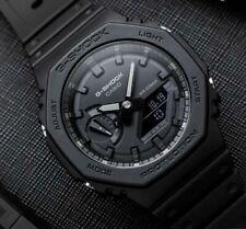 Casio G-shock GA-2100-1A1 Protector de núcleo de carbono Negro Analógico Digital Reloj GA-2100