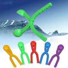 Cool Winter Snowball Makers Pliers Snowball Clip Fights Kids Playing Toys Tackle