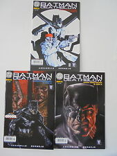 BATMAN - Deathblow  Heft Nr: 1-3 -komplett- DC Comics top zustand