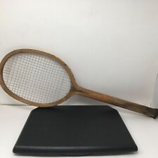 Eureka Marathon 1920s Wooden Tennis Racket