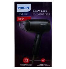 Philips BHC010/00 EssentialCare Haartrockner mit einklappbaren Griff Reisefön