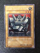 Secret Rare 1st Edition NM Abyss VDF ABYR-EN085 Giant Soldier of Steel