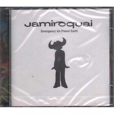 Jamiroquai CD Emergency On Planet Earth / Sony Soho Square - Orenda Sigillato