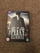 Peaky Blinders - Complete First Series Season 1 One UK R2 DVD