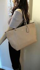 Coach Pebble Leather Sophia Tote Bag 36600