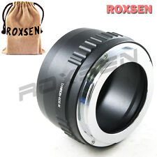 Roxsen Tamron Adaptall 2 AD2 lens To Canon EOS M M2 M3 EF-M Mirrorless Adapter