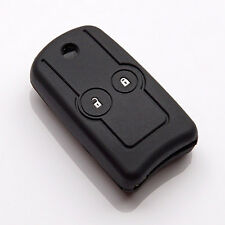 silicone black key fob cover case for Honda Accord CRV 2014 Odyssey Jazz Civic