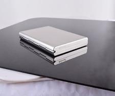 Kinzd Ultra Thin Aluminum Metal Wallets - RFID Blocking Credit Card Wallet Holde