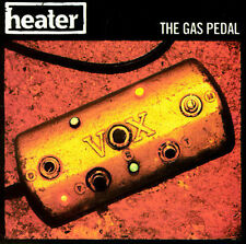 The Gas Pedal by Heater (CD, Apr-2000, Greenpail Productions)