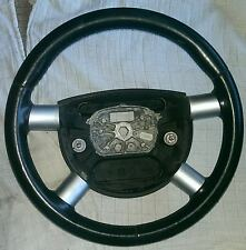 Ford Mondeo Leather Steering Wheel 2000-2007 1S71-3599-C