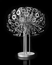 aluminium table Lampe disponible en or sans argent