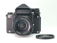 【Exc+++++】Pentax 6x7 TTL w/ Super-Multi-Coated 90mm f2.8 from JAPAN