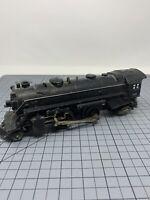 """Lionel No. 1664 Prewar  """"Lionel Lines"""" Steam Locomotive Black B18"""