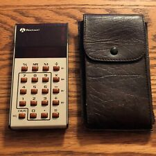 Rockwell 21R Calculator ~ Fast Free Shipping !