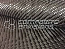"Carbon Fiber Cloth Fabric 2x2 Twill 24"" 12k 19.7oz"