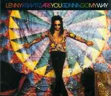 Maxi CD Lenny Kravitz/Are You Gonna Go My Way (04 Tracks)
