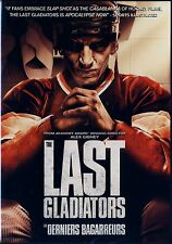 NEW DVD - THE LAST GLADIATORS - HOCKEY - Chris Nilan, Tony Twist, Marty McSorley