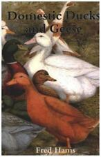 Domestic Ducks and Geese (Shire Library)-ExLibrary