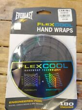 Everlast Flexcool Hand Wrap 180 inches Boxing Mma New