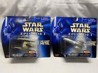 NEW Star Wars Action Fleet Micro Machines Episode 1 Lot