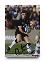 George Ford Signed 6x4 Photo England Rugby Union Autograph Memorabilia + COA
