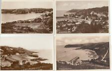 JERSEY : FOUR   X  Postcards  -   Channel Islands ( E14)
