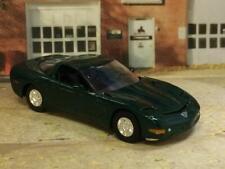 1997 97 Cevrolet Corvette C5 Hard Top 1/64 Scale Limited Edtion M10