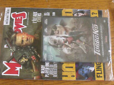 18$$ Revue Mad Movies n°317 + DVD Turbo Kid Mad Max en BMX / L'ile aux chiens ..