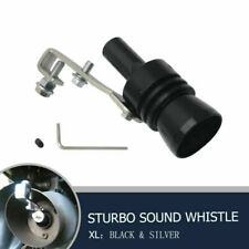 12cm Car Exhaust Whistle Sound Tailpipe Blow off Valve Simulator Universal XL