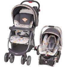 Baby Stroller Jogger Travel System Car Seat 2 in 1 Infant Safe Comfort Light New