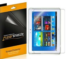 3Pcs Supershieldz HD Clear Screen Protector Cover Samsung Galaxy Note 10.1 inch