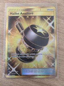 Maillet Amélioré 162/145 GOLD SECRETE - Gardiens Ascendants SL2 - NEUF