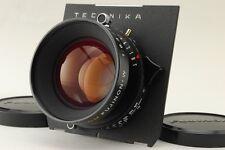 【TOP MINT】 Fujifilm Fujinon CM 250mm f6.3 W COPAL MF 4x5 Lens from Japan #1651