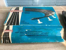 Vintage Slot Car Carrera Steep Bend Track Piece Set Germany Original Box