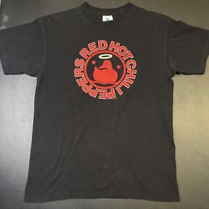Vintage Red Hot Chili Peppers Shirt 90s 1999 Californication Rock Punk Music L