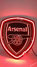 Arsenal F.C. 3D Acryl Beer Bar Pub Real 3D Neon Light Sign Fast Free Ship