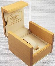 Glashütte-Original Holz-Box für Armbanduhren