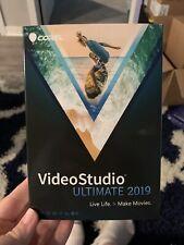 Corel VideoStudio Ultimate 2019 - Brand New in Unopened Retail Box Windows